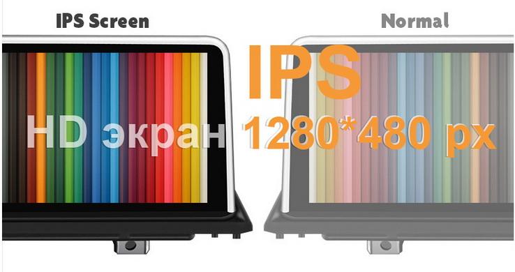IPS экран