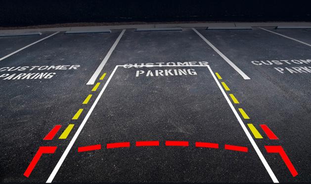 Парковочная разметка